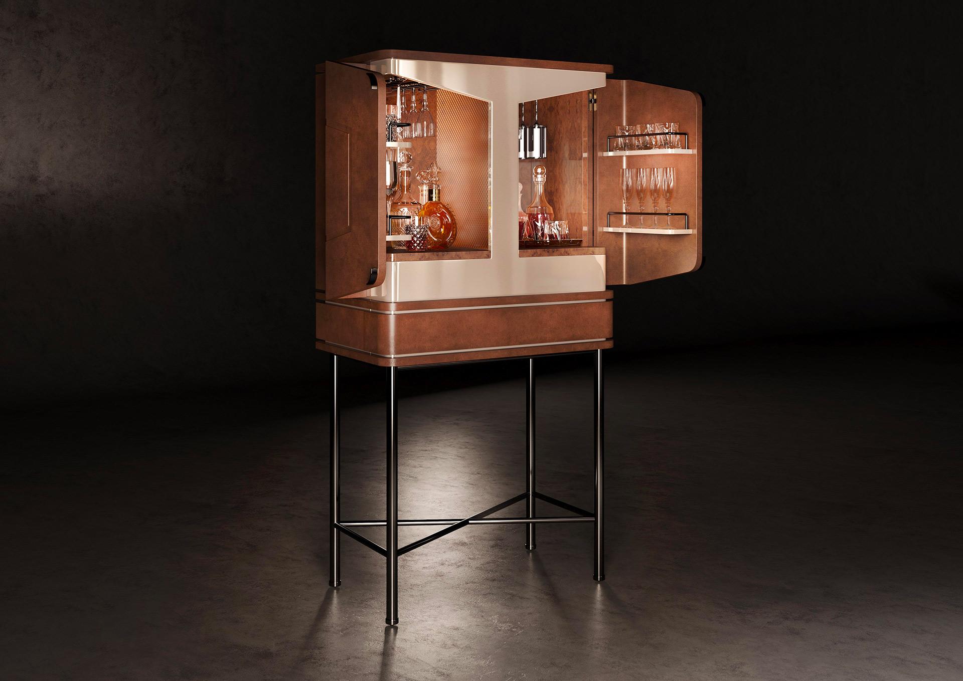 Il Ginepro mobile bar