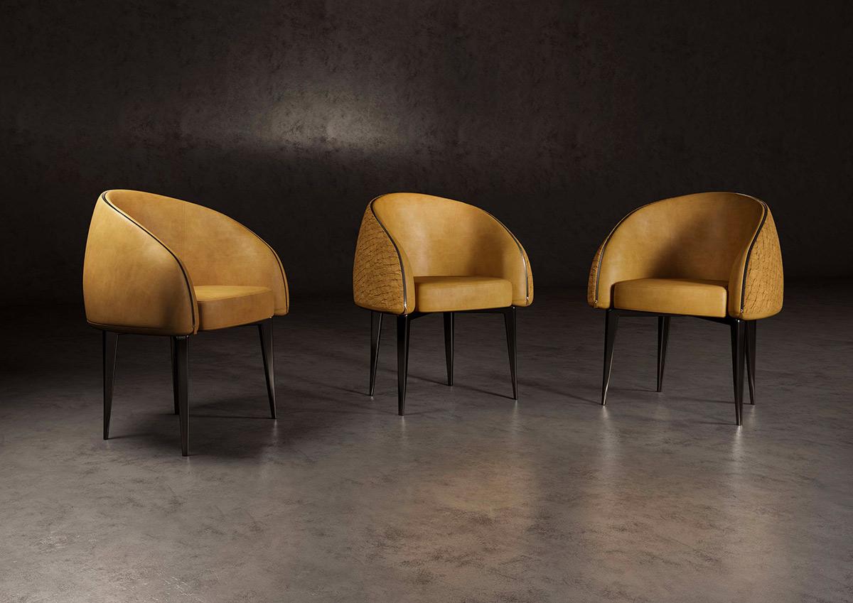 Il Corbezzolo small armchair