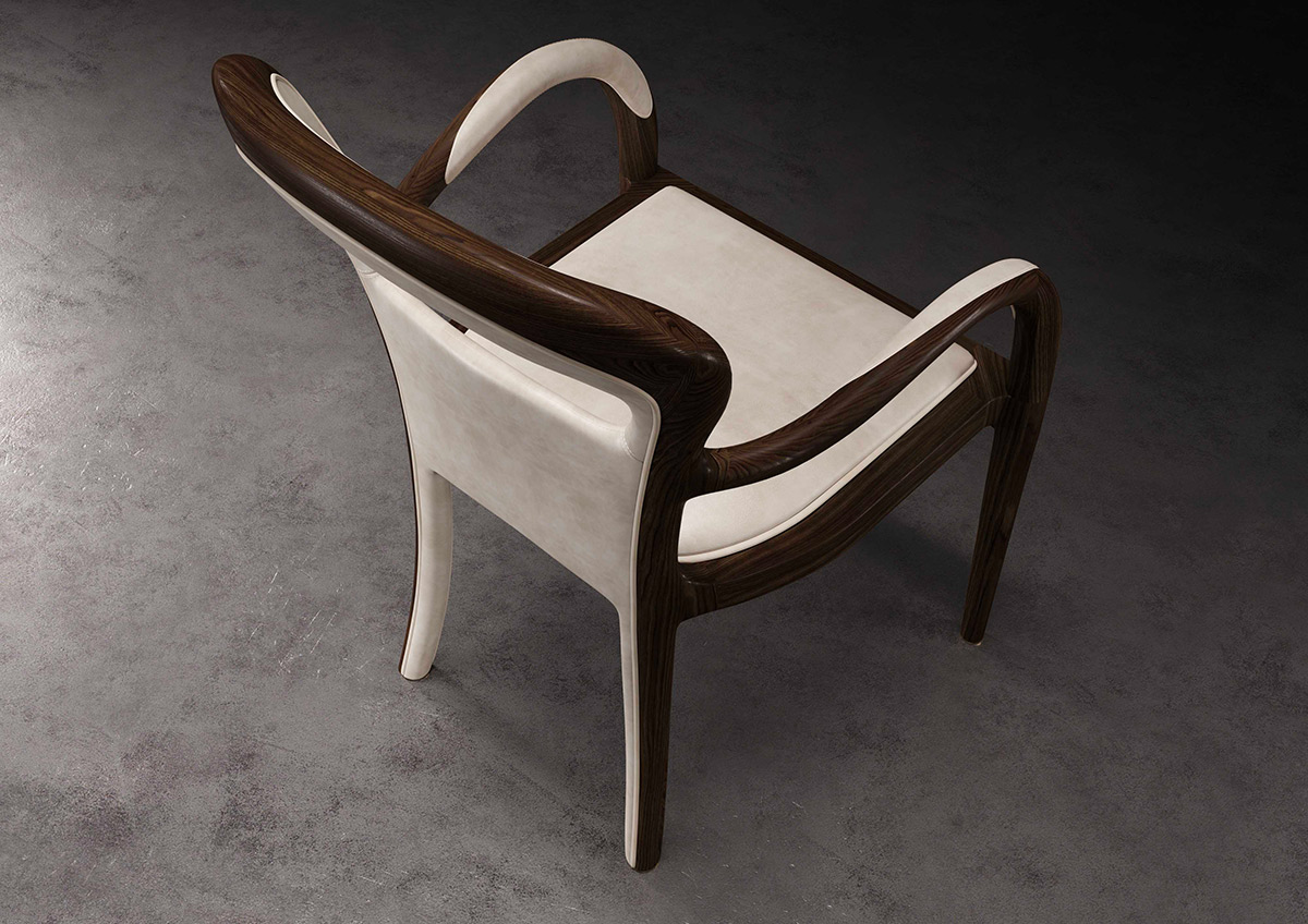 Agrifoglio chair