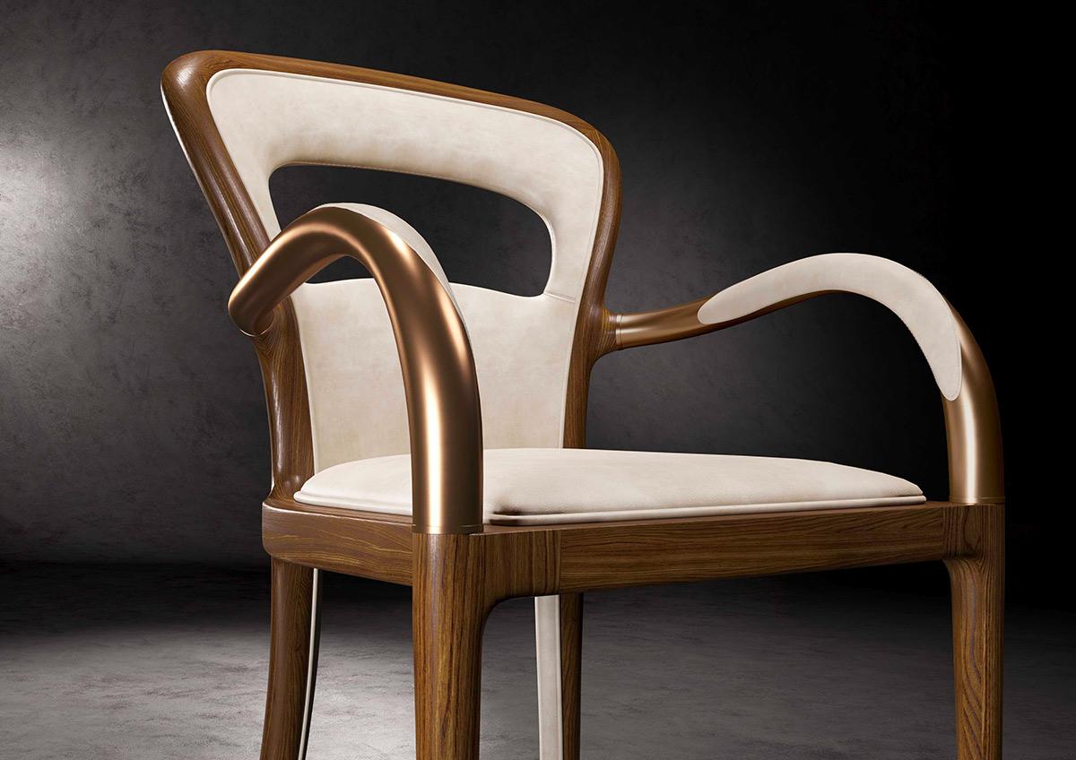Agrifoglio sedia