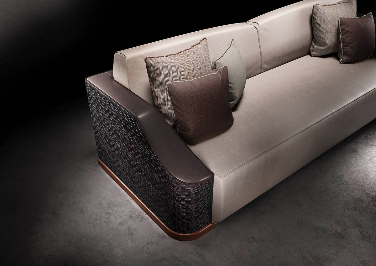 La magnolia sofa