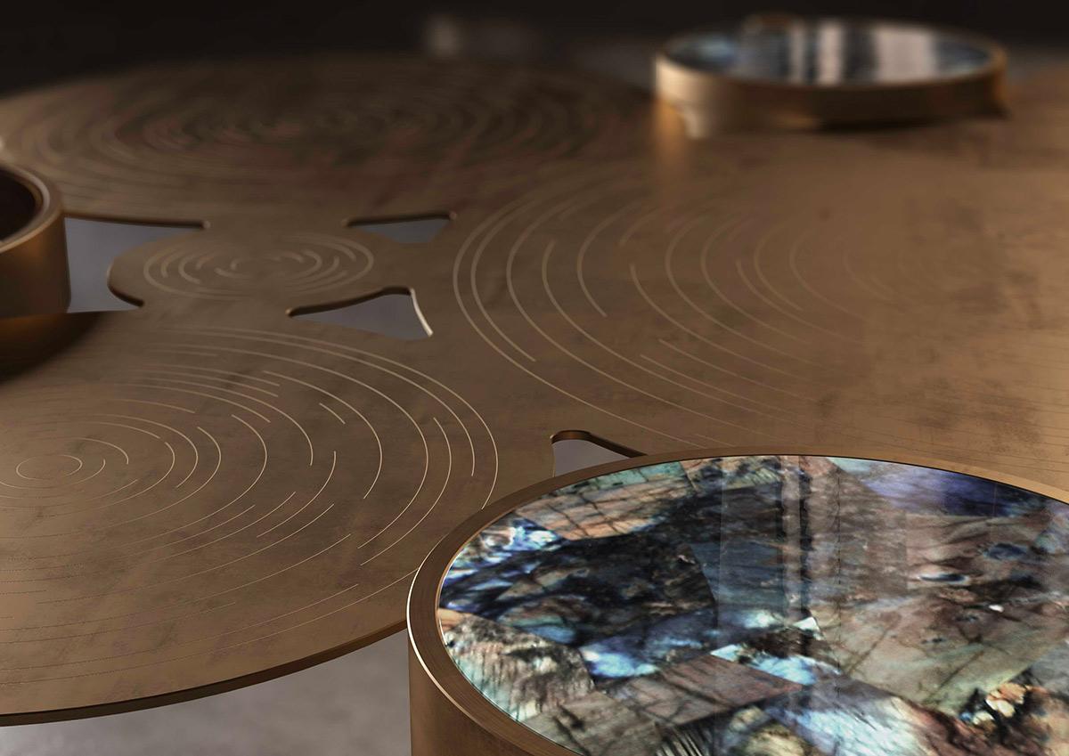 Il sambuco small table