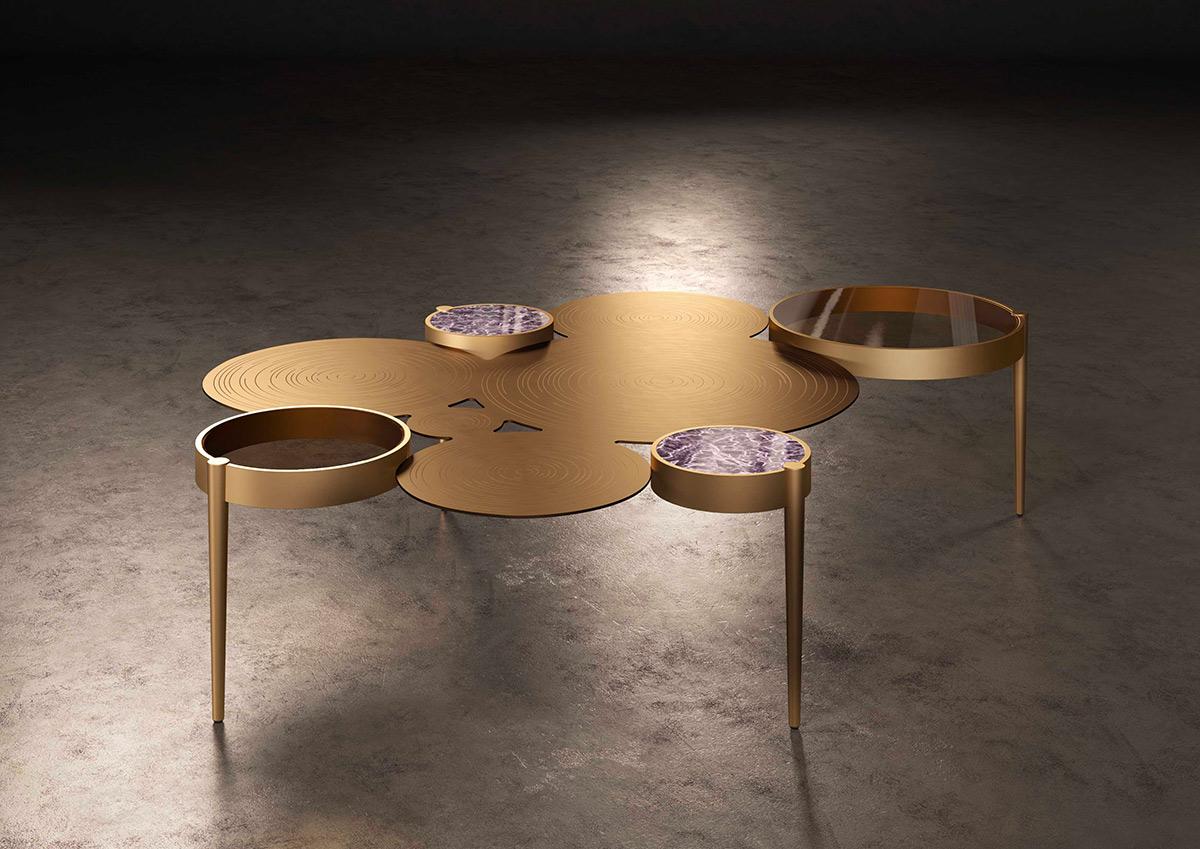 Il sambuco tavolino