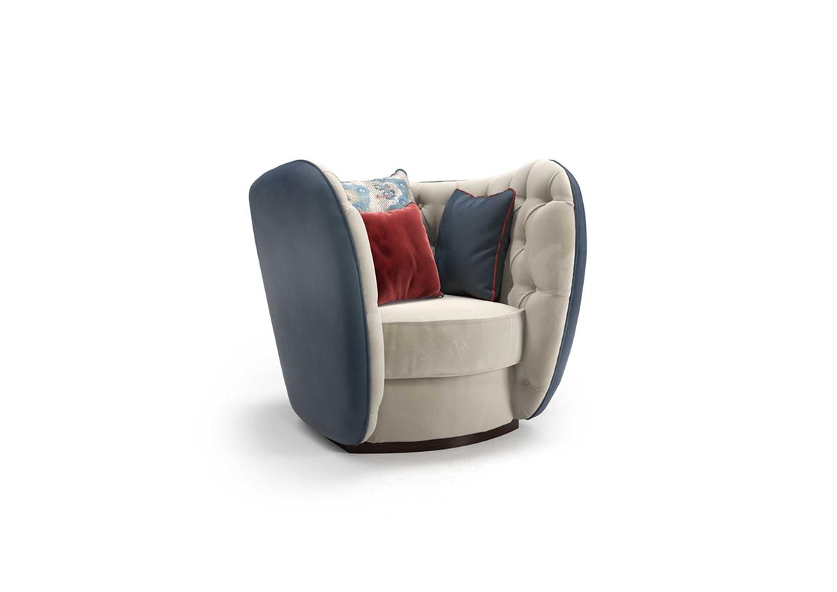 L'eucalipto armchair