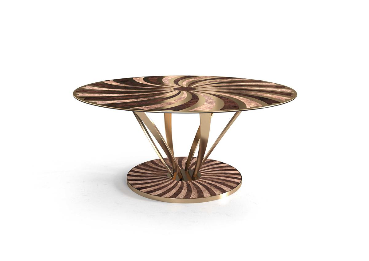 La robinia d'oro small table