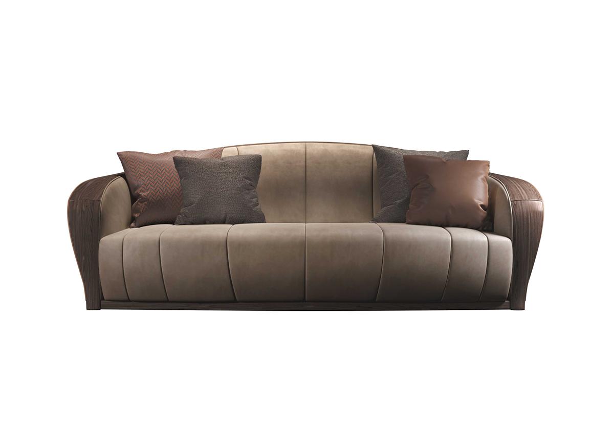 Il castagno sofa